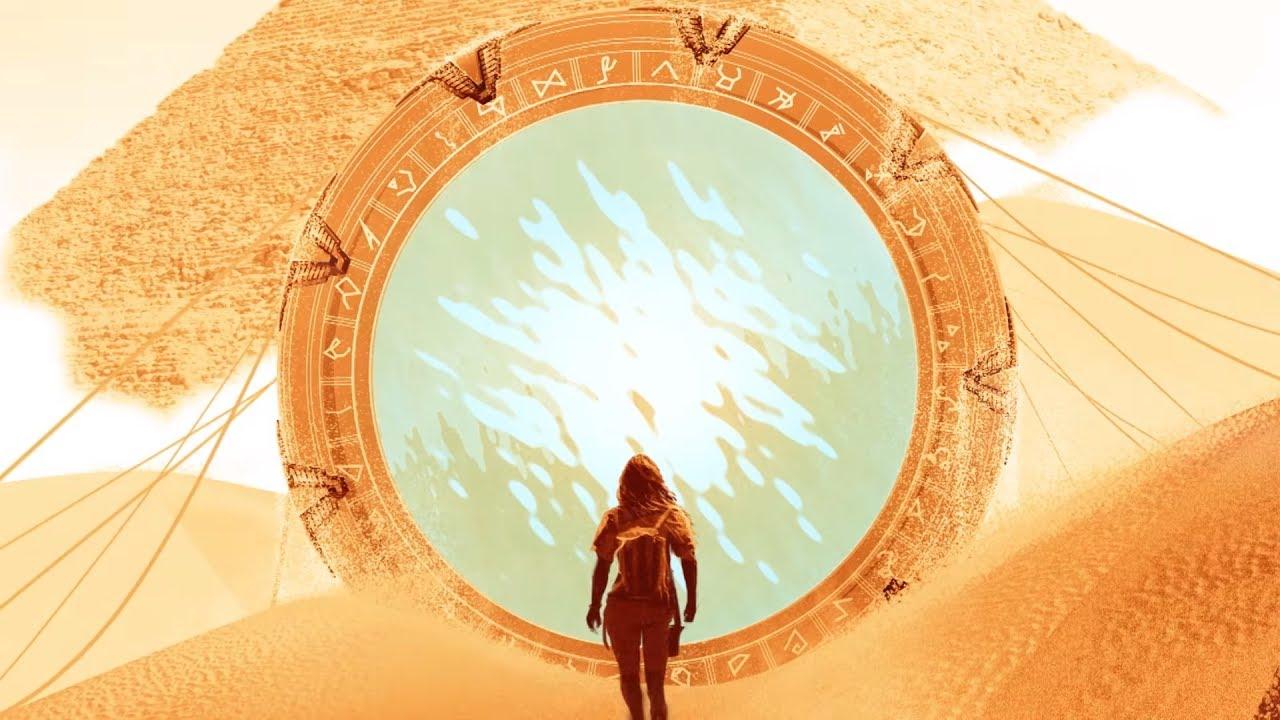 Neue Stargate Serie 2021
